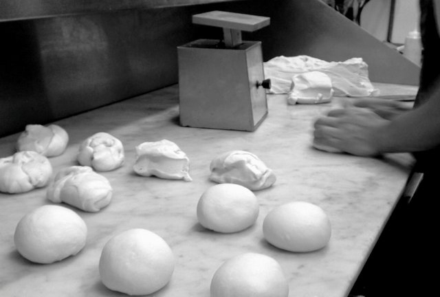 We make Fresh dough Daily